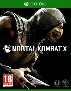 Mortal Kombat X - Xbox One - Mídia Digital
