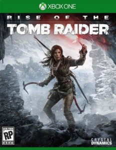 Rise of the Tomb Raider - Xbox One - Mídia Digital