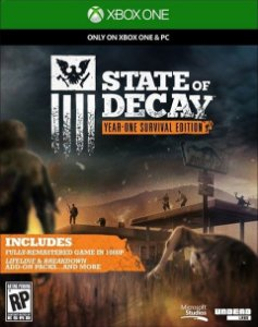 State Of Decay Year One Survival Edition - Xbox One - Mídia Digital