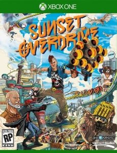 Sunset Overdrive - Xbox One - Mídia Digital