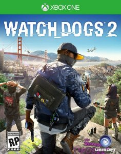 Watch Dogs 2 - Xbox One - Mídia Digital