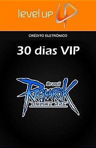 Ragnarok - 30 Dias VIP