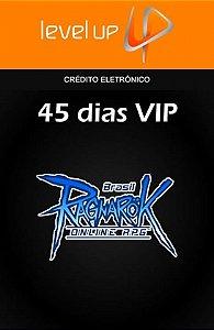 Ragnarok - 45 Dias VIP