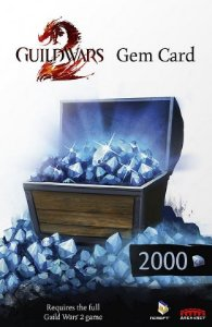 Guild Wars 2 - 2000 Gems - PC