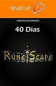RuneScape - 40 Dias