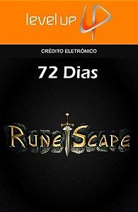 RuneScape - 72 Dias