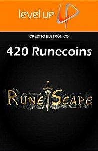 RuneScape - 420 Runecoins