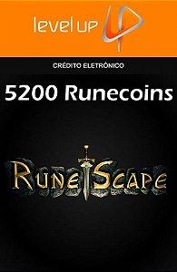 RuneScape - 5.200 Runecoins