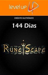 RuneScape - 144 Dias