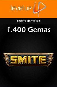 Smite - 1.400 Gemas