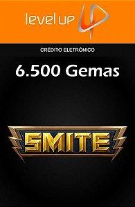 Smite - 6.500 Gemas