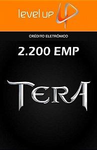 Tera - 2.200 EMP