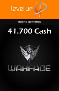 Warface - 41.700 Cash