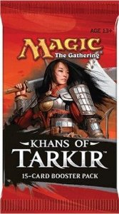 Magic - Booster - Khans of Tarkir (Português)