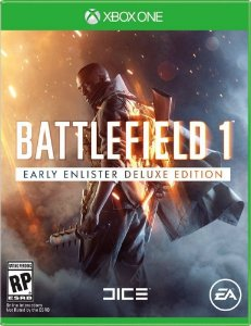 Battlefield 1 - Edição Deluxe - Xbox One - Mídia Digital