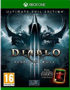 Diablo 3 Reaper Souls - Xbox One - Mídia Digital
