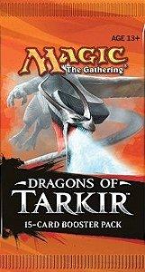 Magic - Booster - Dragões de Tarkir (Português)