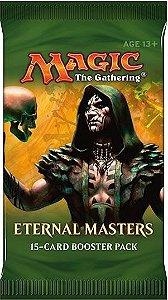 Magic - Booster - Eternal Masters (Inglês)