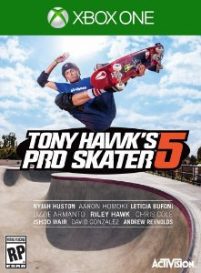 Tony Hawk's Pro Skater 5 - Xbox One