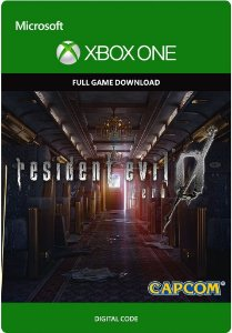 Resident Evil 0 - Xbox One - Mídia Digital