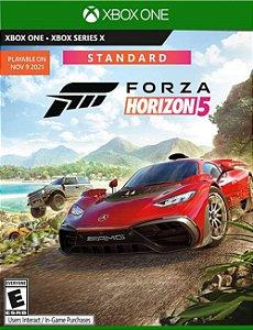 Forza Horizon 5  - Xbox One - Mídia Digital