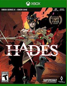 Hades  - Xbox One - Mídia Digital
