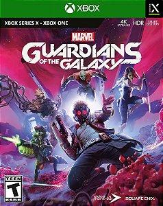Guardiões da Galáxia da Marvel - Xbox One - Mídia Digital