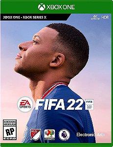 FIFA 22  - Xbox Series X|S - Mídia Digital