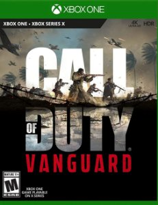 Call of Duty Vanguard  - Xbox Series X|S - Mídia Digital