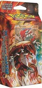 Pokemon - Deck - XY5 Conflito Primitivo - Pulso Terrestre (groudon)