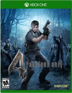 Resident Evil 4  - Xbox One - Mídia Digital