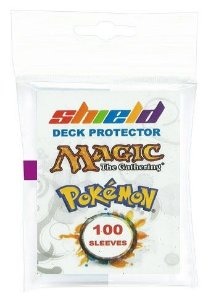 Shield Deck Protector - 100 Unidades