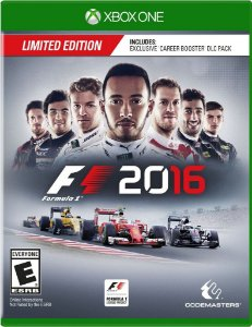 Formula 1 F1 2016 - Xbox One - Mídia Digital