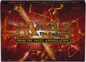 Magic - From the Vault Annihilation (Inglês)