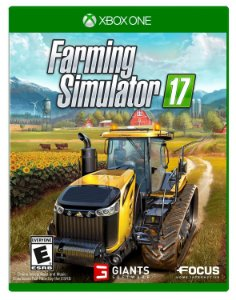 Farming Simulator 17 - Xbox One - Mídia Digital