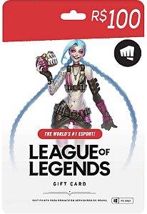League of Legends - 5350 Riot Points