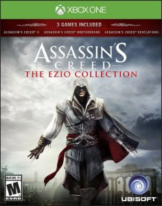 Assassin's Creed The Ezio Collection - Xbox One - Mídia Digital