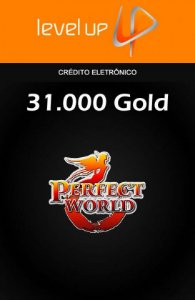 Perfect World - 31.000 Gold