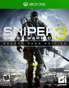 Sniper Ghost Warrior 3 - Xbox One - Mídia Digital