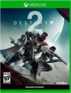 Destiny 2 - Xbox One - Mídia Digital