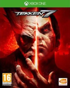 Tekken 7  - Xbox One - Mídia Digital