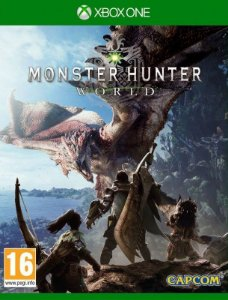 Monster Hunter World - Xbox One - Mídia Digital