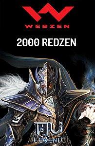 Mu Legend - 2000 Redzen