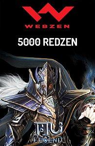Mu Legend - 5000 Redzen