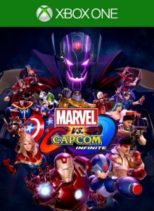 Marvel Vs Capcom Infinite - Xbox One - Mídia Digital