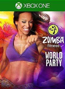 Zumba Fitness World Party - Xbox One - Mídia Digital