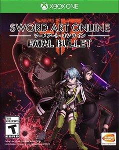 Sword Art Online: Fatal Bullet  - Xbox One - Mídia Digital