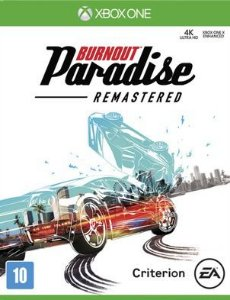 Burnout Paradise Remastered - Xbox One - Mídia Digital