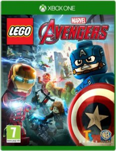 LEGO Marvel's Vingadores - Xbox One - Mídia Digital