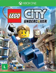 LEGO CITY Undercover - Xbox One - Mídia Digital